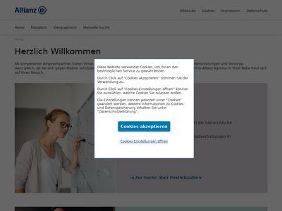 Allianz Generalvertretung Becht