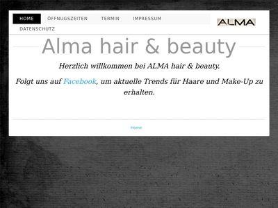 ALMA hair + beauty