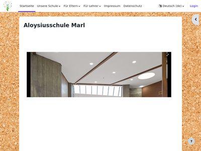Aloysiusschule Marl kath. Grundschule