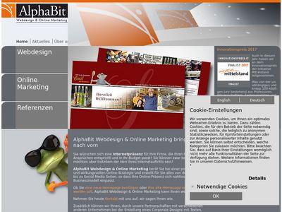 AlphaBit Webdesign & Online Marketing