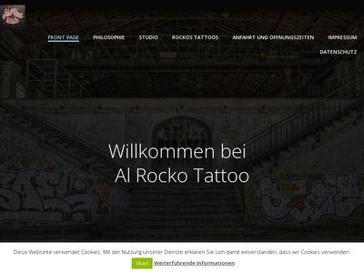 Al Rocko Tattoo