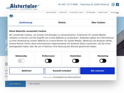 Alstertaler Fenster + Türentechnik GmbH