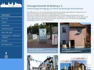 Schutzgemeinschaft Alt Bamberg
