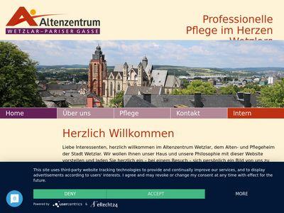 Altenzentrum Wetzlar