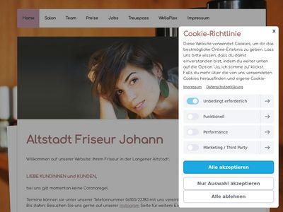 Altstadt Friseur Johann Inh. Giesecke Susanne