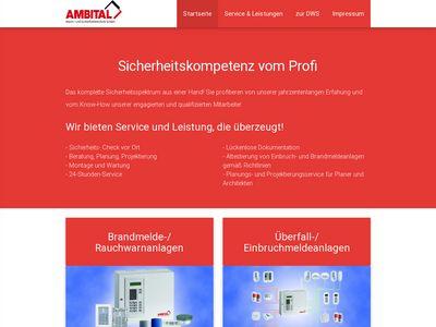 AMBITAL Alarm- und Sicherheitstechnik GmbH