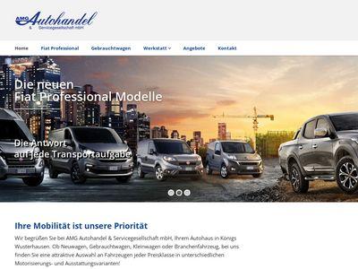 AMG Autohandel & Service GmbH