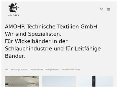 AMOHR Technische Textilien GmbH