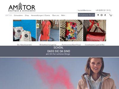 AM TOR Boutique & Schneiderei