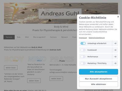 Andreas Guhl Krankengymnastik