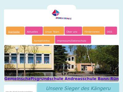 Grundschulen, kath. Andreas Schule