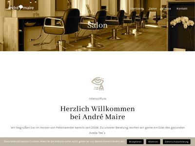 Andre Maire Intercoiffure