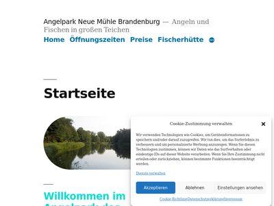 Angelpark Neue Mühle