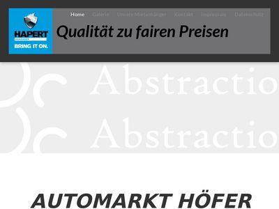 Hanna Höfer Autohandel