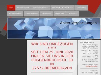 Anker Verpackungen Bremerhaven