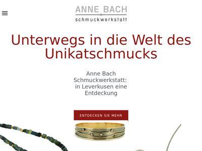 Anne Bach Schmuckwerkstatt
