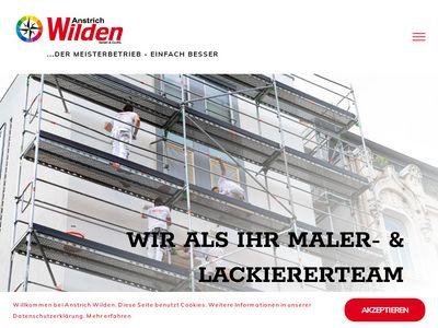 Heinz-Dieter Wilden Maler und Lackierer