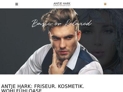 ANTJE HARK Experten für Haar + Haut