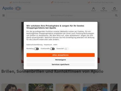 Apollo-Optik Aachen Arkaden