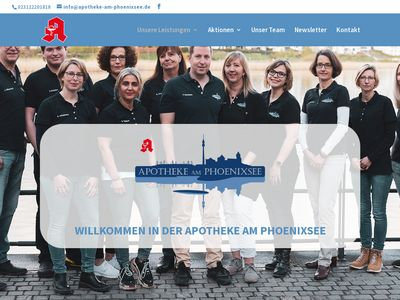 Apotheke am Phoenixsee Dortmund