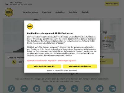 ARAG Versicherung Bremen