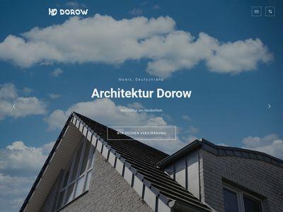 Dorow Heinz Dipl.-Ing. Architekt
