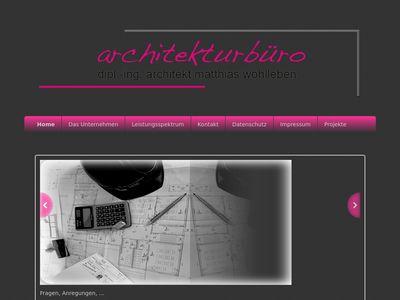 Architekturbüro Matthias Wohlleben Architekt