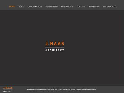 Architekturbüro J. H A A S