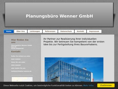 Wenner Max R. Dipl.-Ing. Architekt