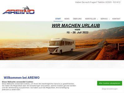 AREIWO Altenberger Reisemobil-Vermietung