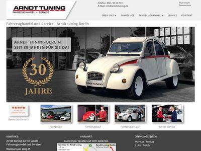 Arndt tuning Berlin GmbH