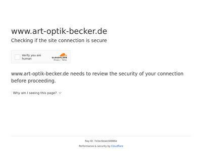 Christian Art Optik Becker Optiker