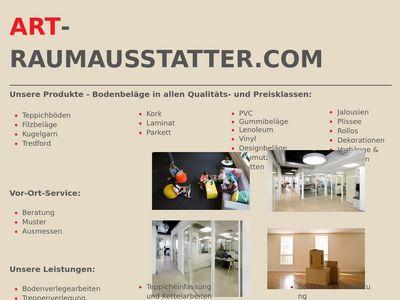 Art-Raumausstatter.com Arnolds