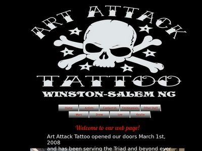 Art Attax- Tattoo & Piercing