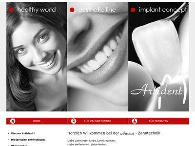 Artident Zahntechnik GmbH