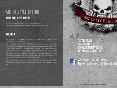 Art of Style Tattoo