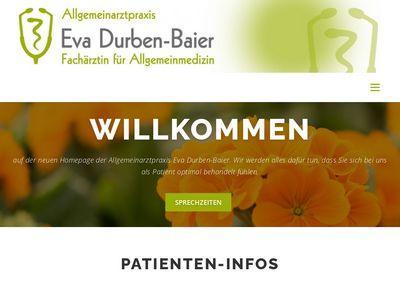 Allgemeinarztpraxis Eva Durben-Baier