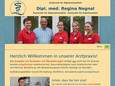 Regina Negnal Dipl.-Med.