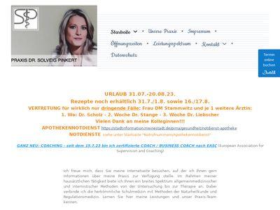 Arztpraxis Dr. Solveig Pinkert