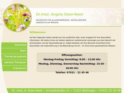 Dr. med. Angela Steer-Reeh