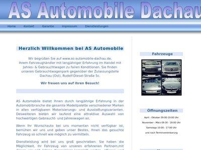 AS-Automobile Dachau