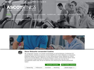 Ascot Fitness und Health Club