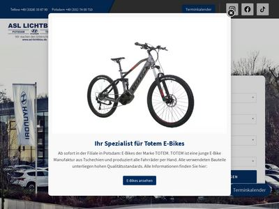 ASL Lichtblau GmbH - Filiale Potsdam