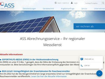 ASS Abrechnungsservice GmbH