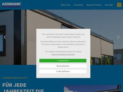 Assmann Sonnenschutztechnik