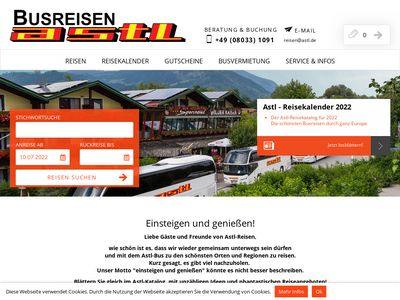 Astl-Reisen