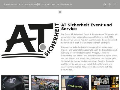 AT Sicherheit Event & Service