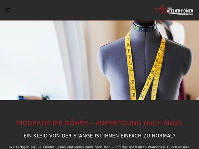 Abbinante Angela, Römer Schneiderei
