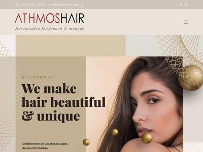 Athmoshair - Ihr Friseur in Lindau