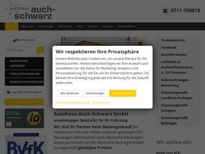 Autohaus Auch-Schwarz GmbH